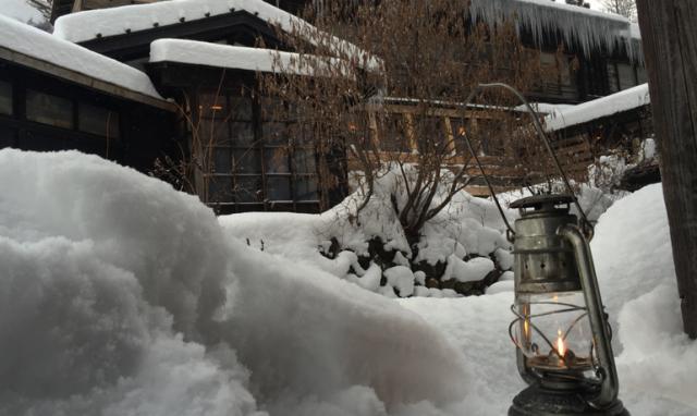 四季折々の風景が美しい秘湯・乳頭温泉郷