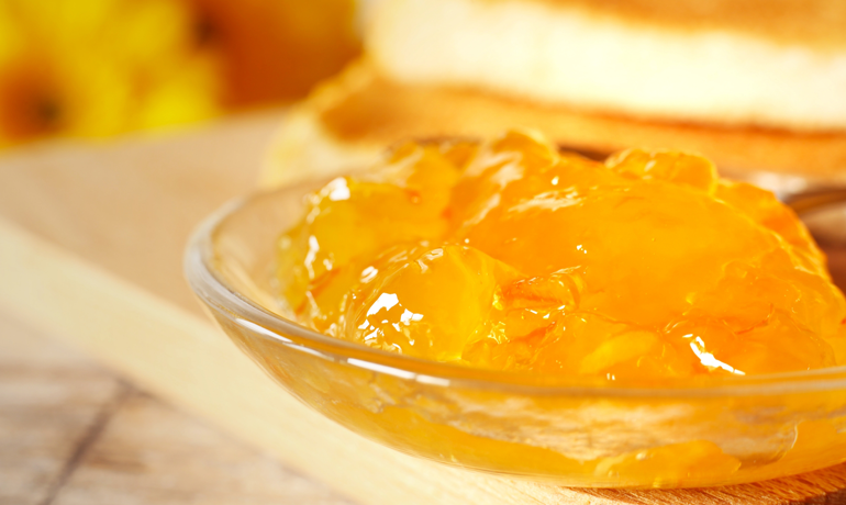 冬は柑橘系ジャムの季節