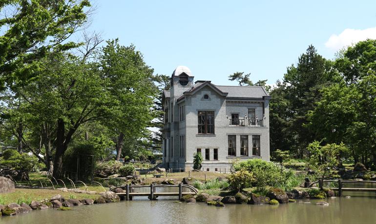 今年より常時公開!「旧池田氏庭園」で季節を感じよう