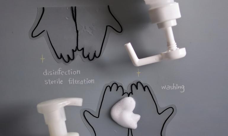 今こそ身につけたい予防のための手洗い方法
